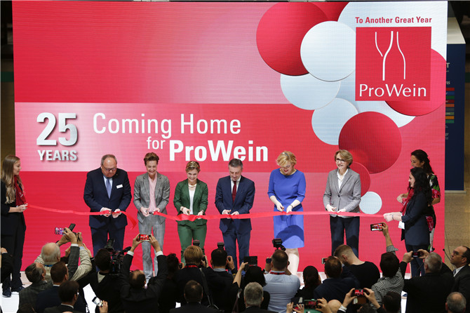 ProWein 2019: Many Notable Highlights at 25th Anniversary Show