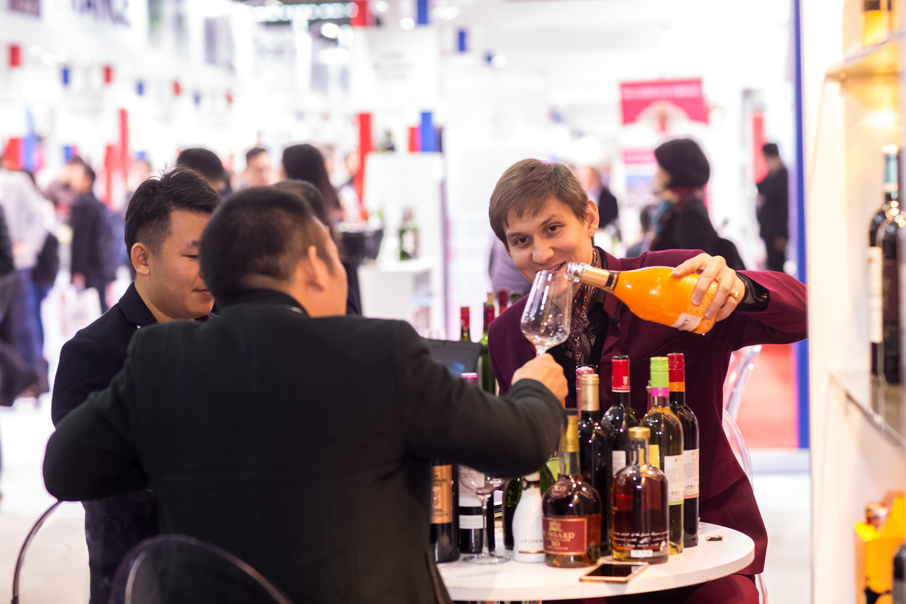 ProWine China 2017:  Positive market rebound with high exhibitor registration