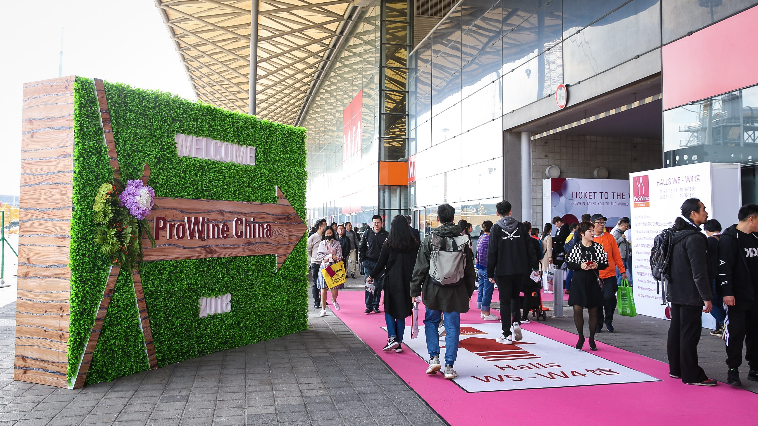 ProWine China in Shanghai closed with a record-breaking result