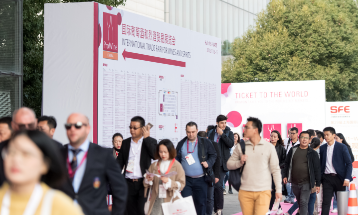 ProWine China set for another astonishing edition in Shanghai