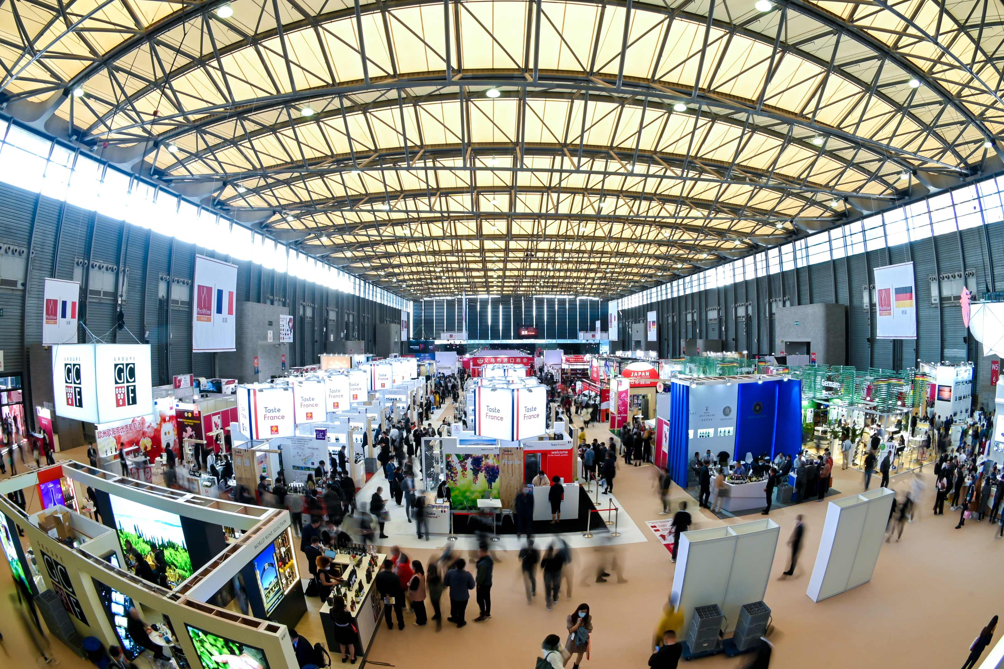 ProWine Shanghai 2021 砥砺奋进,铸就业界一流盛事